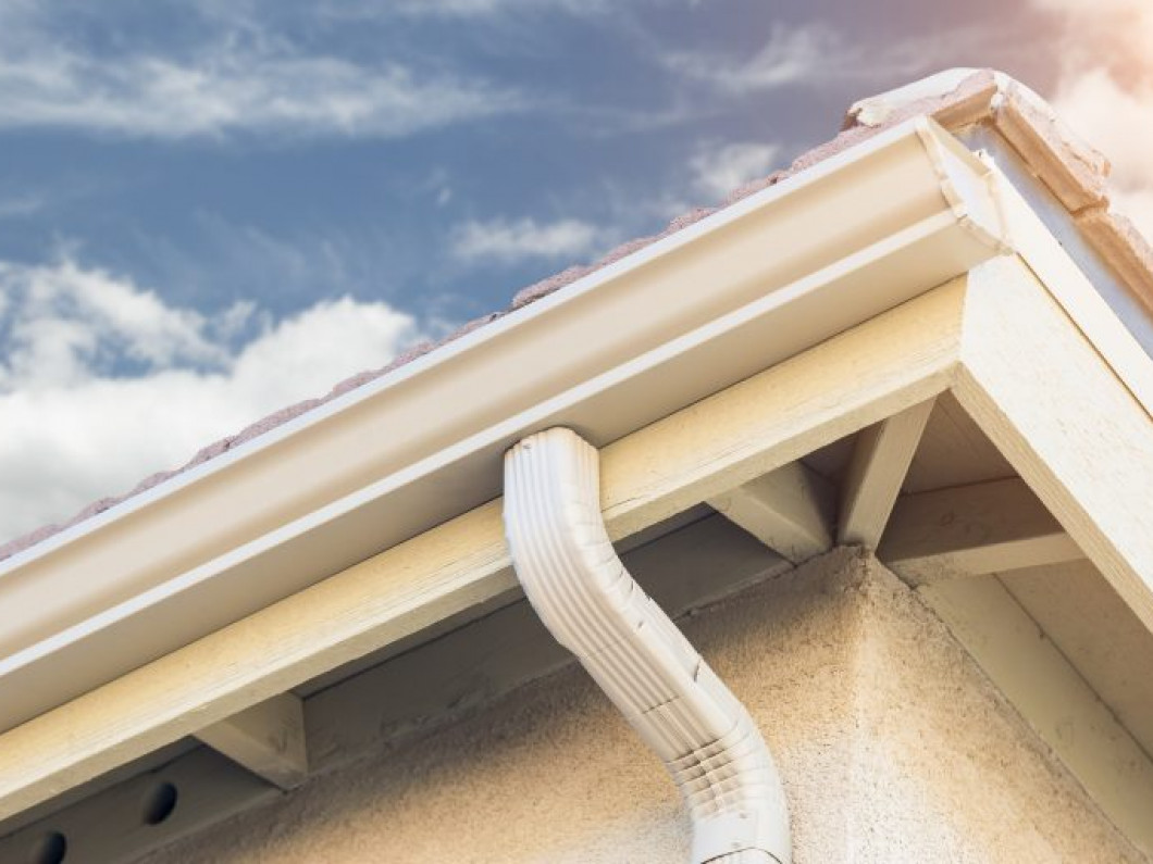 Keep Your Gutters Flowing With Adkins Contracting Co., LLC